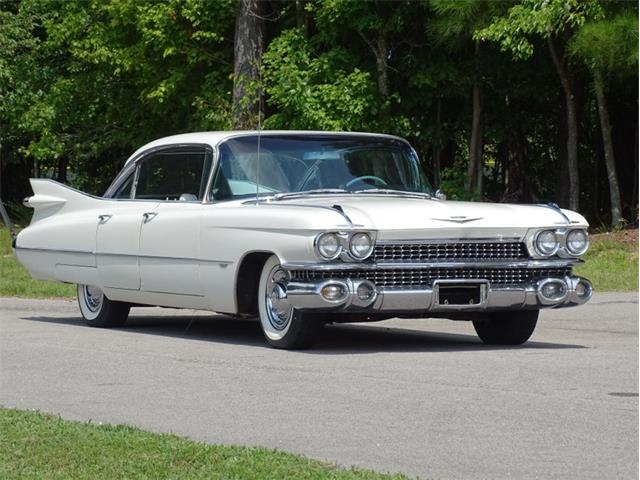 1959 Cadillac Series 62 (CC-1532813) for sale in Youngville, North Carolina