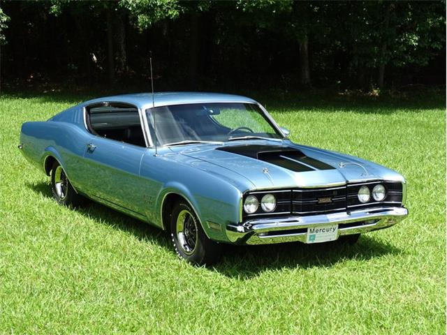 1969 Mercury Cyclone (CC-1532814) for sale in Youngville, North Carolina