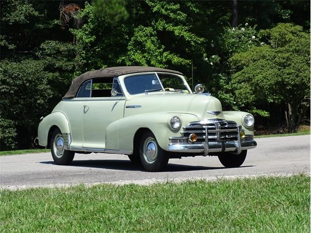 1948 Chevrolet Fleetmaster (CC-1532815) for sale in Youngville, North Carolina