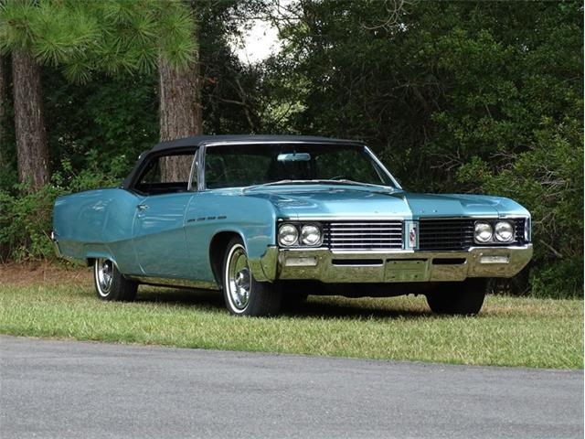 1967 Buick Electra (CC-1532817) for sale in Youngville, North Carolina