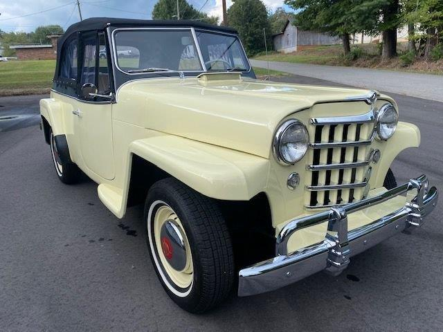 1950 Willys Jeepster (CC-1532819) for sale in Youngville, North Carolina