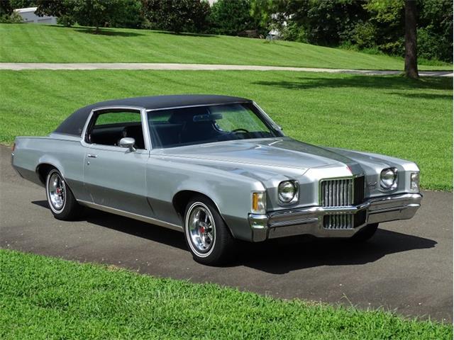 1971 Pontiac Grand Prix (CC-1532821) for sale in Youngville, North Carolina