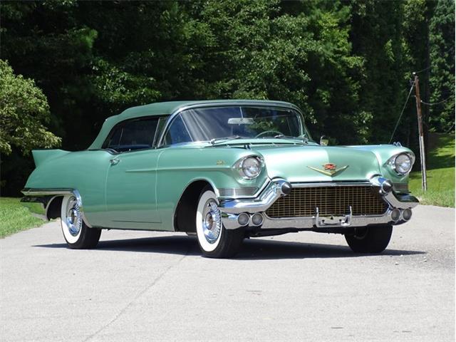 1957 Cadillac Eldorado (CC-1532822) for sale in Youngville, North Carolina