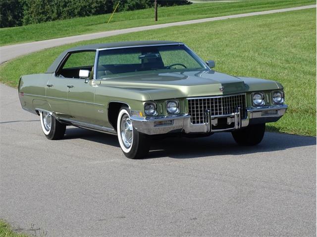 1971 Cadillac Sedan (CC-1532823) for sale in Youngville, North Carolina