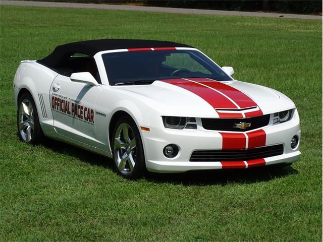 2011 Chevrolet Camaro (CC-1532824) for sale in Youngville, North Carolina