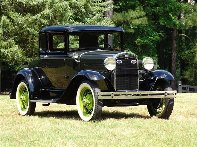 1931 Ford Coupe (CC-1532827) for sale in Youngville, North Carolina