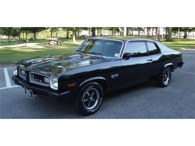 1974 Pontiac GTO (CC-1530283) for sale in Hendersonville, Tennessee