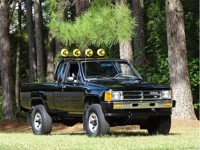 1988 Toyota Pickup (CC-1532830) for sale in Youngville, North Carolina