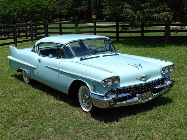 1958 Cadillac Series 62 (CC-1532833) for sale in Youngville, North Carolina