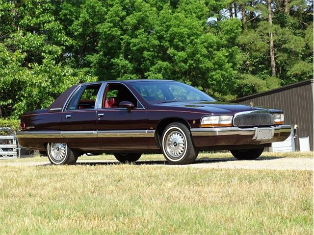 1993 Buick Roadmaster (CC-1532836) for sale in Youngville, North Carolina