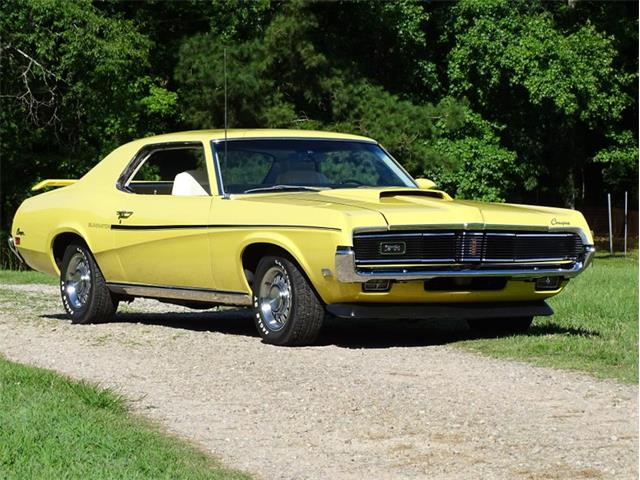 1969 Mercury Cougar (CC-1532839) for sale in Youngville, North Carolina