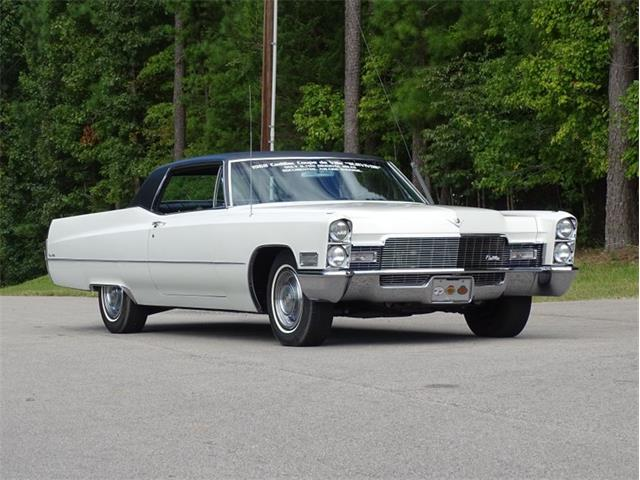 1968 Cadillac Coupe (CC-1532842) for sale in Youngville, North Carolina
