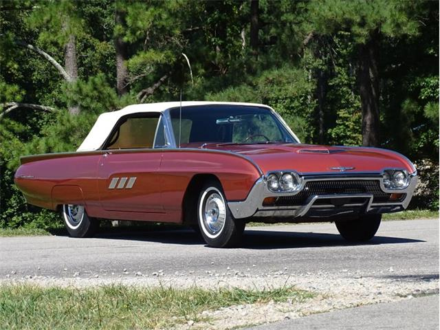 1963 Ford Thunderbird (CC-1532843) for sale in Youngville, North Carolina
