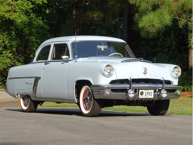 1952 Mercury Monterey (CC-1532846) for sale in Youngville, North Carolina
