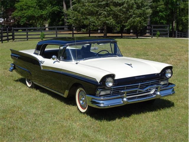 1957 Ford Fairlane (CC-1532847) for sale in Youngville, North Carolina