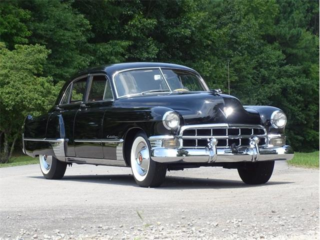1949 Cadillac Series 62 (CC-1532848) for sale in Youngville, North Carolina