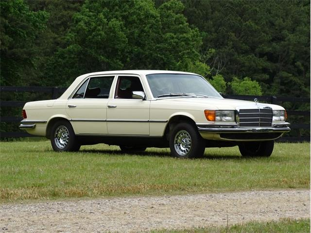 1977 Mercedes-Benz 450SEL (CC-1532852) for sale in Youngville, North Carolina