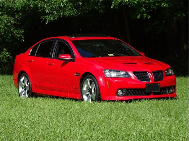 2009 Pontiac G8 (CC-1532854) for sale in Youngville, North Carolina