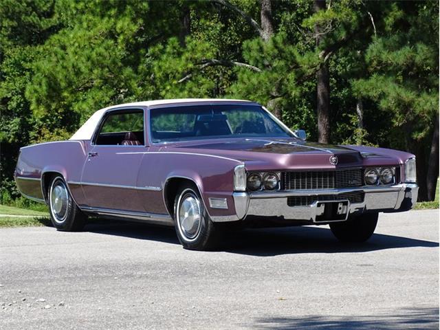 1969 Cadillac Eldorado (CC-1532855) for sale in Youngville, North Carolina