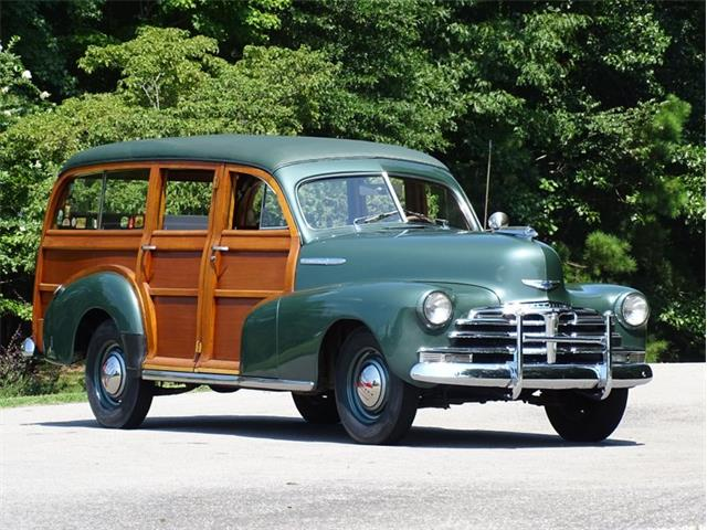 1948 Chevrolet Fleetmaster (CC-1532856) for sale in Youngville, North Carolina