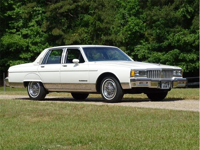 1986 Pontiac Parisienne (CC-1532857) for sale in Youngville, North Carolina