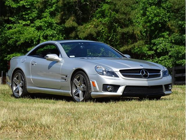 2009 Mercedes-Benz SL-Class (CC-1532858) for sale in Youngville, North Carolina