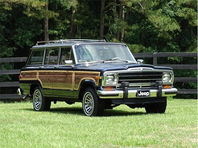 1990 Jeep Grand Wagoneer (CC-1532859) for sale in Youngville, North Carolina