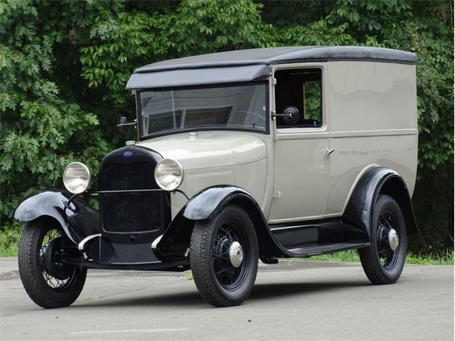 1928 Ford Panel Truck (CC-1532862) for sale in Youngville, North Carolina