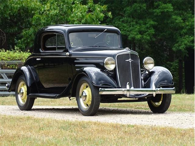 1934 Chevrolet Coupe (CC-1532863) for sale in Youngville, North Carolina