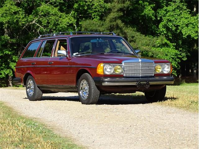 1984 Mercedes-Benz 300TD (CC-1532865) for sale in Youngville, North Carolina