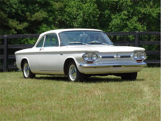 1962 Chevrolet Corvair (CC-1532866) for sale in Youngville, North Carolina
