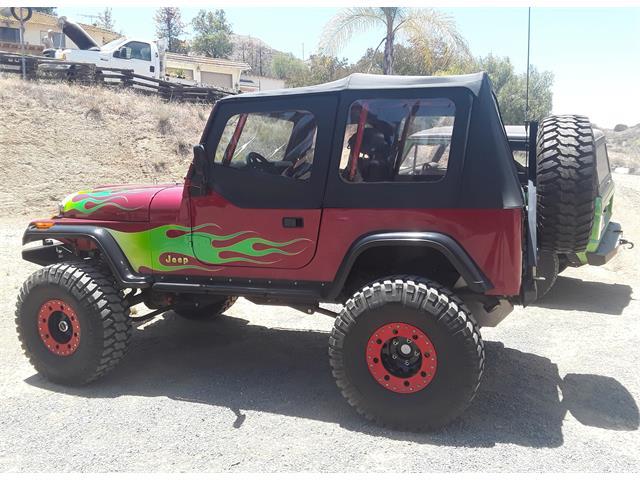 1984 Jeep CJ7 (CC-1532869) for sale in Perris, California