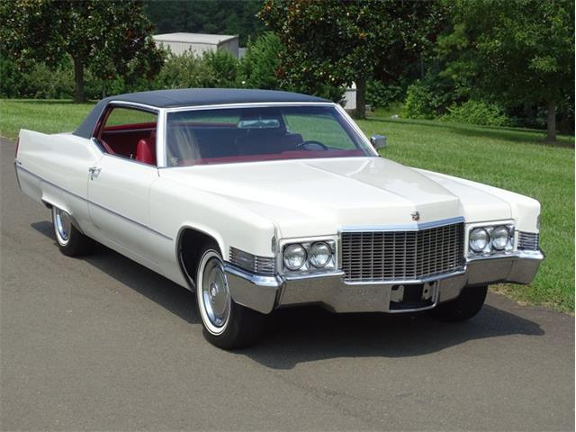1970 Cadillac Coupe (CC-1532874) for sale in Youngville, North Carolina