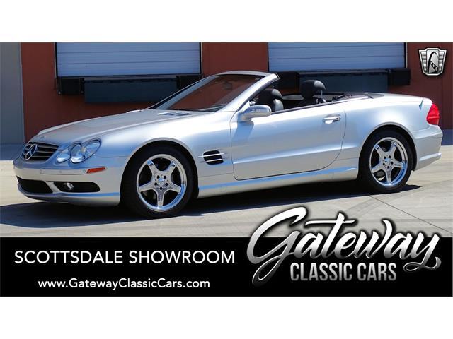 2004 Mercedes-Benz SL500 (CC-1530288) for sale in O'Fallon, Illinois