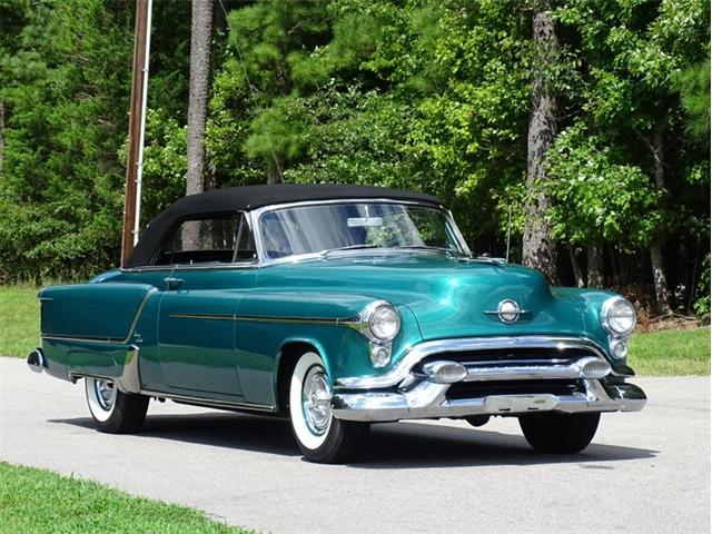 1953 Oldsmobile 98 (CC-1532881) for sale in Youngville, North Carolina
