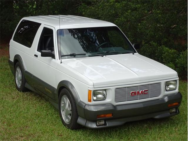 1993 GMC Typhoon (CC-1532882) for sale in Youngville, North Carolina