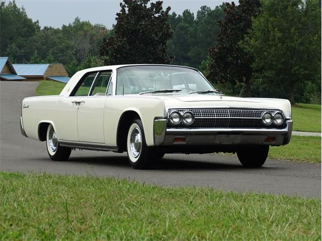 1963 Lincoln Continental (CC-1532884) for sale in Youngville, North Carolina
