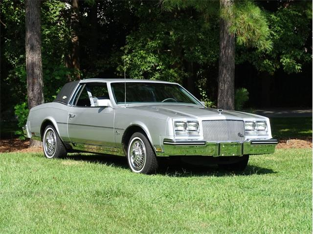 1985 Buick Riviera (CC-1532885) for sale in Youngville, North Carolina