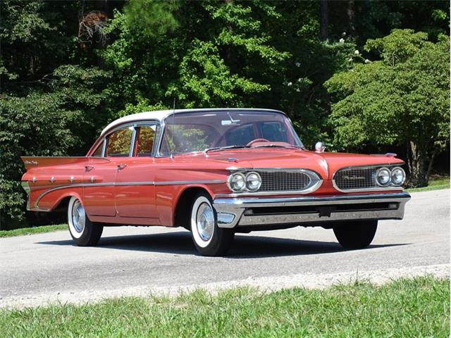 1959 Pontiac Star Chief (CC-1532889) for sale in Youngville, North Carolina
