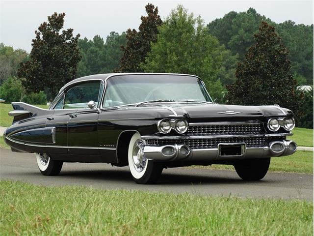 1959 Cadillac Fleetwood (CC-1532890) for sale in Youngville, North Carolina