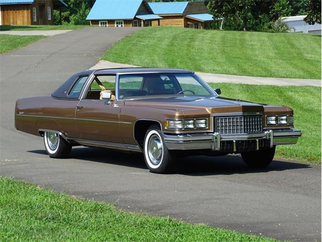 1976 Cadillac Coupe (CC-1532892) for sale in Youngville, North Carolina