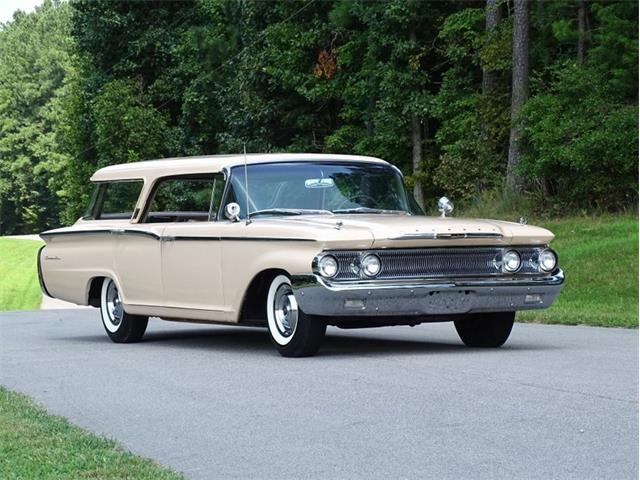 1960 Mercury Commuter (CC-1532897) for sale in Youngville, North Carolina