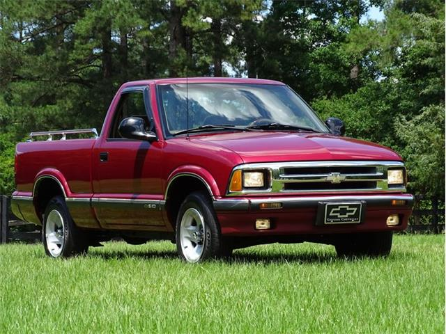 1996 Chevrolet S10 (CC-1532898) for sale in Youngville, North Carolina