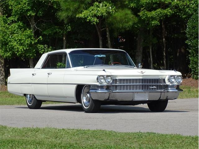 1963 Cadillac DeVille (CC-1532899) for sale in Youngville, North Carolina
