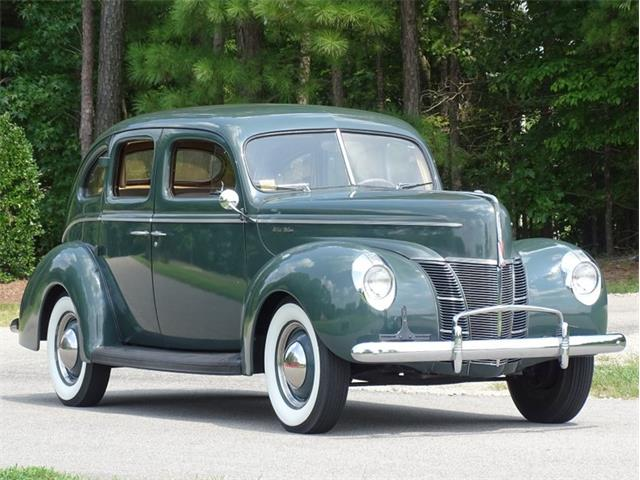 1940 Ford Sedan (CC-1532900) for sale in Youngville, North Carolina