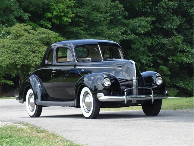1940 Ford Coupe (CC-1532901) for sale in Youngville, North Carolina