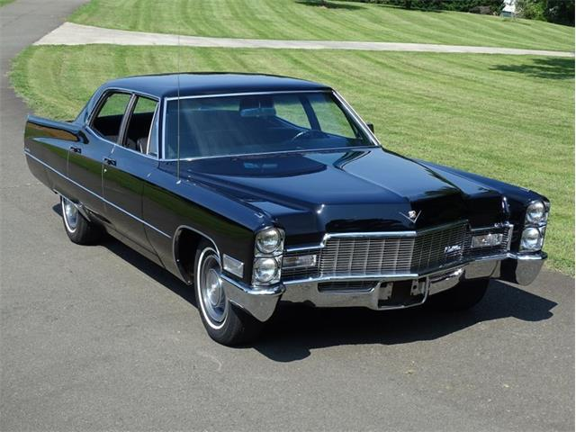 1968 Cadillac DeVille (CC-1532902) for sale in Youngville, North Carolina