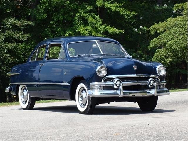 1951 Ford Custom (CC-1532904) for sale in Youngville, North Carolina
