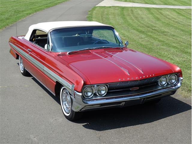 1961 Oldsmobile Starfire (CC-1532906) for sale in Youngville, North Carolina