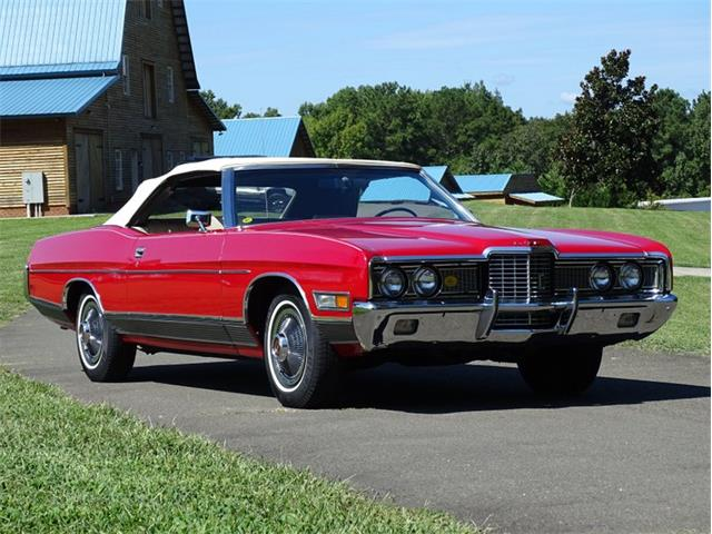 1972 Ford LTD (CC-1532907) for sale in Youngville, North Carolina